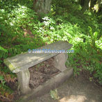 Northwest Portland audubon Society Trail Bench